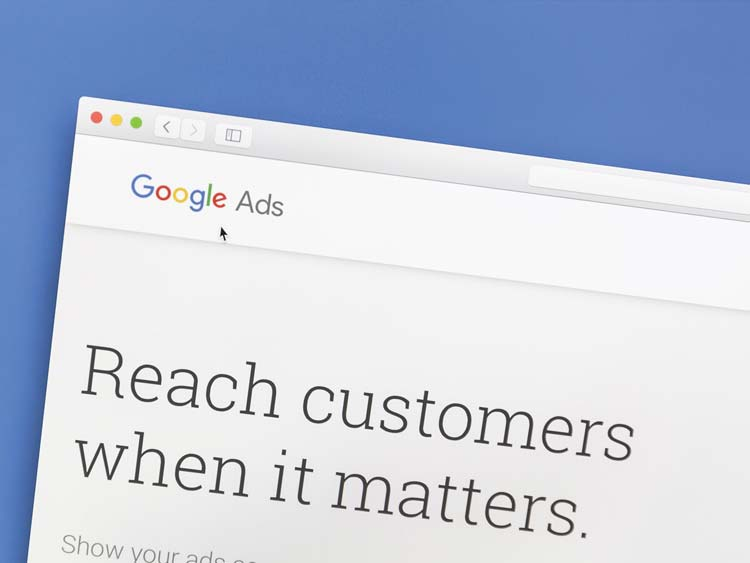 google ads agence