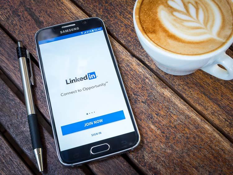 gesponsorde advertenties LinkedIn