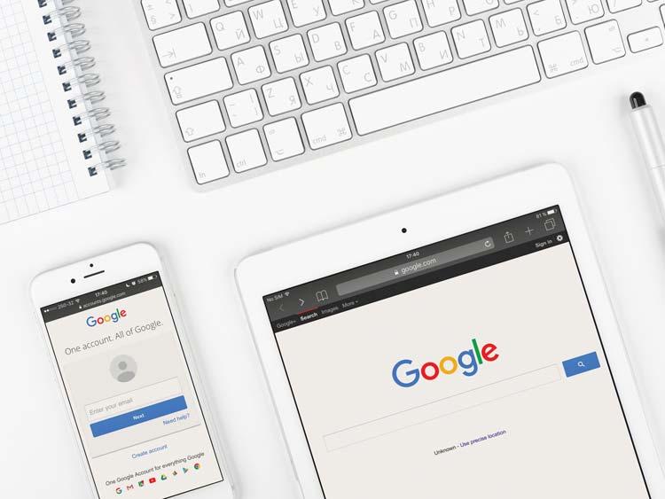 online verkopen via Google
